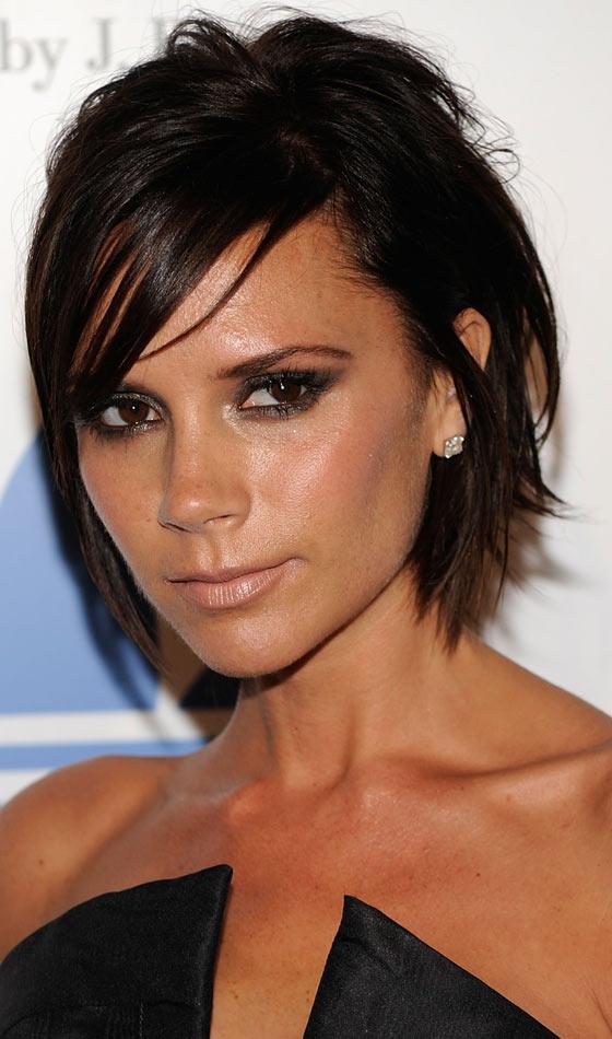 Victoria Beckham's Hair