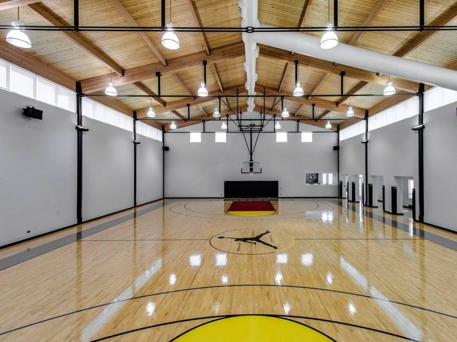 Michael Jordan's House